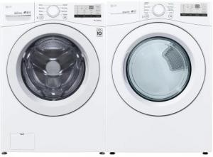 LG Laundry Pair (Electric)