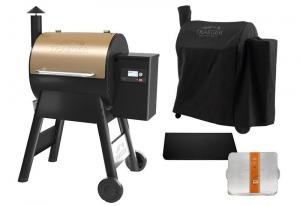 TRAEGER PRO 575 PACKAGE (BRONZE)