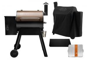 TRAEGER PRO 22 PACKAGE (BRONZE)