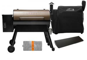 TRAEGER PRO 34 PACKAGE (BRONZE)