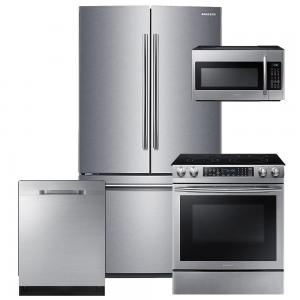 Samsung Stainless Package